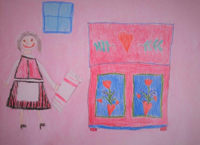 Tarka-barka rokolya – rajz- és alkotópályázat 2021