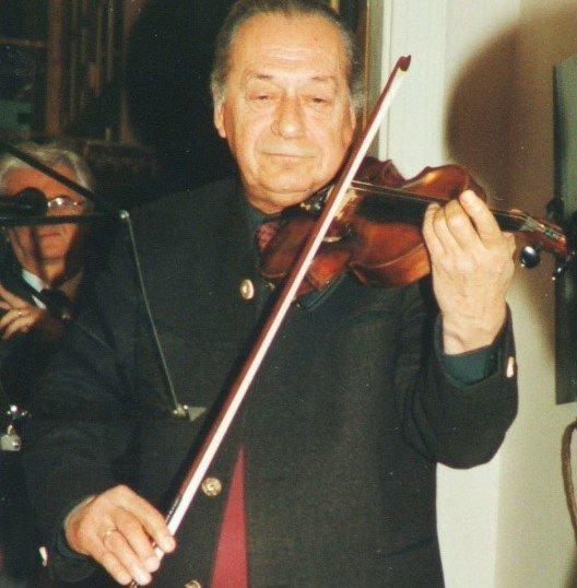 Kilencven éve született Ruha István, a magyarok Paganinije