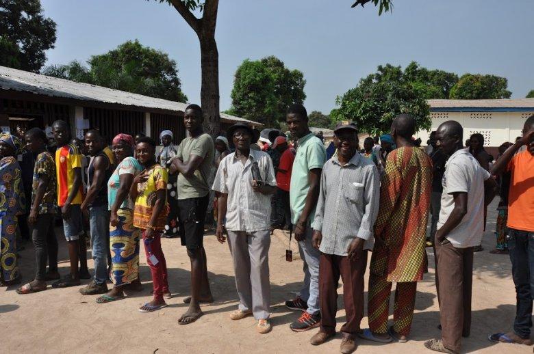 Választási megfigyelőként Közép-Afrikában – afrikai mélyszegénység, ahol a koronavírus-járvány sokadrangú probléma