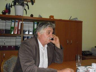 Baltával támadtak Érsemjén polgármesterére – Balázsi József reméli, az eset nem teremt precedenst