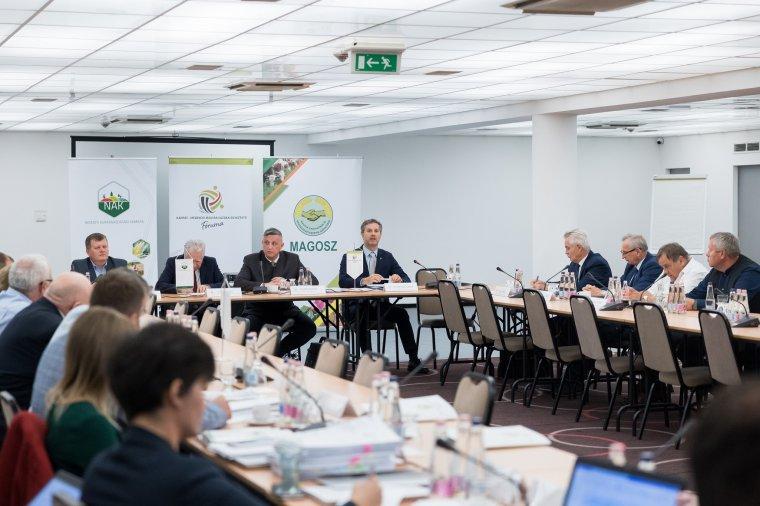 Budapesti fórum: aktívan együttműködnek a Kárpát-medencei magyar gazdaszervezetek