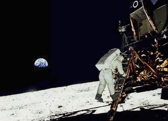 Fél évszázada hódítottuk meg a Holdat