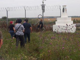 Hármas határ: román sorompó, magyar–szerb nyitás