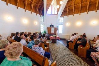 Kisbács: négy személyről ötszázra nőtt gyülekezet