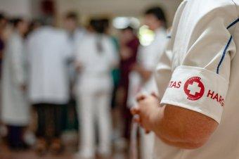 Sztrájkkal fenyegetőzik a Sanitas egészségügyi szakszervezet az elmaradt bérpótlék miatt