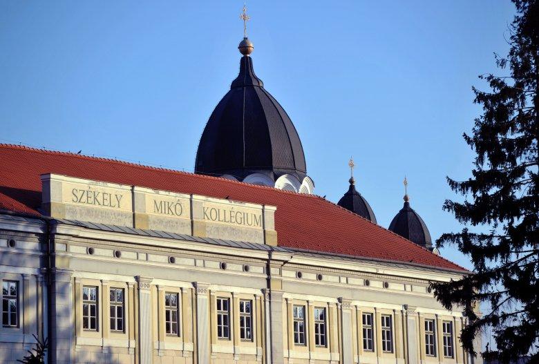 Részlegesen felfüggesztették az oktatást a Székely Mikó Kollégiumban