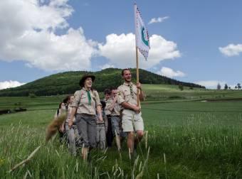 Önfejlesztő életforma a cserkészet: számos tevékenységet szervez a romániai magyar szövetség