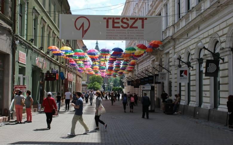 Temesvári fesztivál, ami TESZT-el