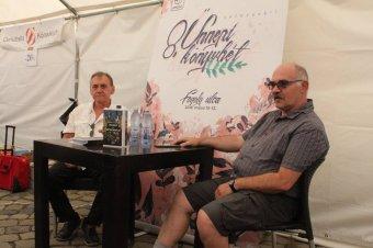 Kolozsvári könyvhét: fantasytól a betegnaplóig
