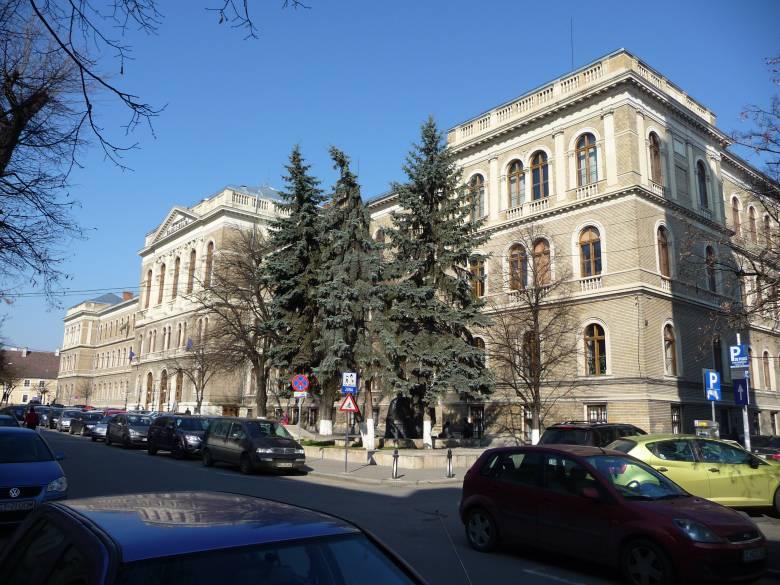 Meghirdette helyeit a Babeș–Bolyai Tudományegyetem