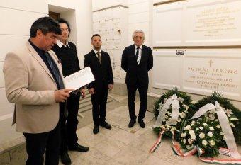 Budapesti megemlékezés: Puskás Ferenc kilencvenkét éves lenne