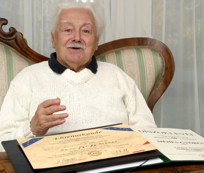 Aki nemcsak a gyerekeknek írt: 105 éve született Méhes György