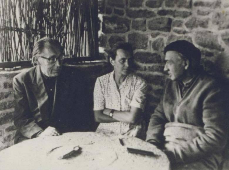 Három költő múzsája