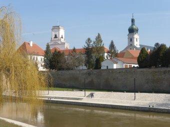 Győr, a három folyó városa