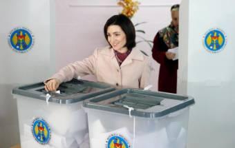 Előnyben Maia Sandu pártja, az AUR is megméretteti magát Moldovában, a júliusi választásokon