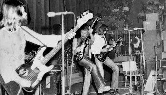 Metropol: egy erdélyi rockbanda 50 éve
