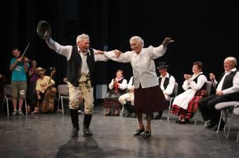 Gyergyói zene és tánc Budapesten