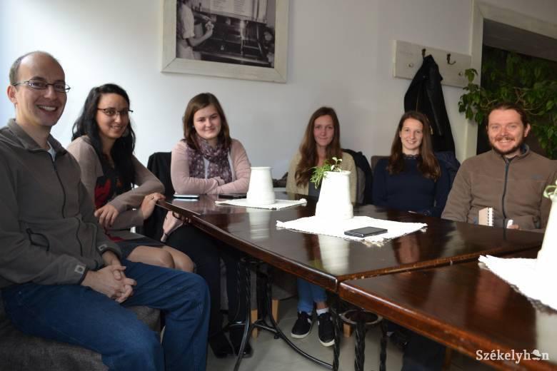 Ösztöndíjprogram és diákkonferencia Gyergyószentmiklóson