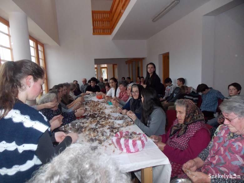 Falumúzeummal bővítenék a szociális központot Gyergyócsomafalván