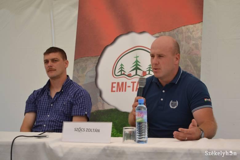 Öt év letöltendőt kapott Beke István és Szőcs Zoltán a székelyföldi terrorperben