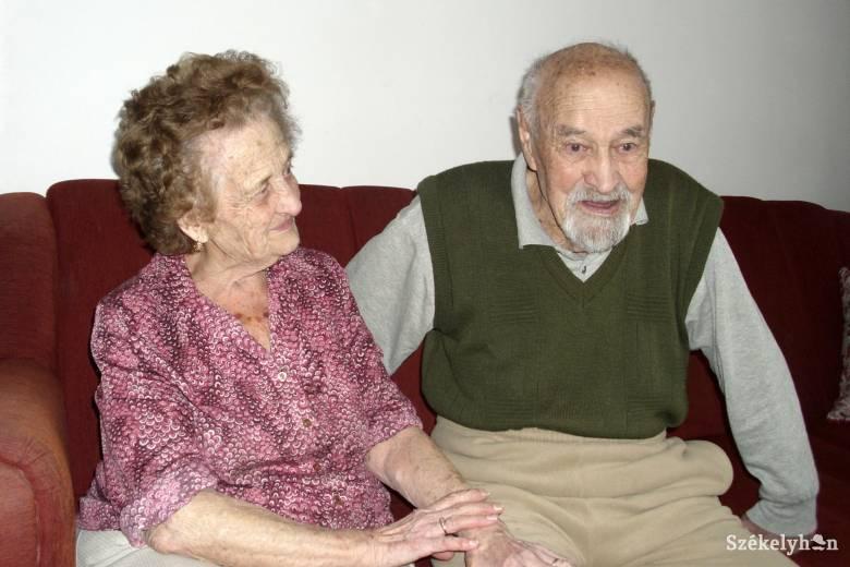 Blénessy Jenő bácsi 101 éves