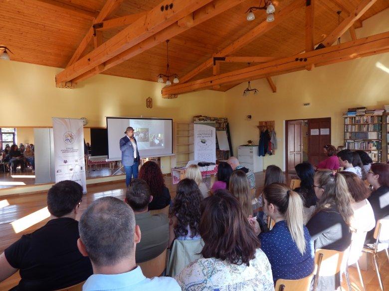 Gyergyói Diákkonferencia: a nemzetköziség hozadékáról is beszéltek