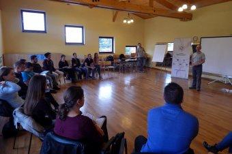 Diákkonferencia a fiatalok hazatéréséért