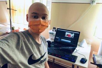 Fájdalomnapló: leukémiás fiatal videósorozata