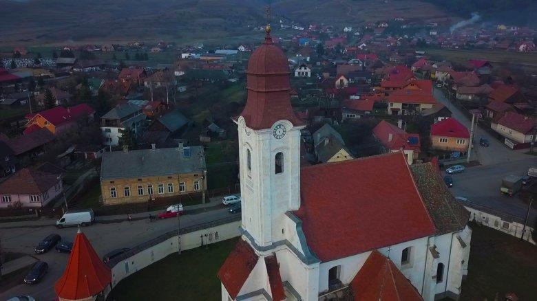 Toronymúzeum nyílt a gyergyószentmiklósi örmény templomban