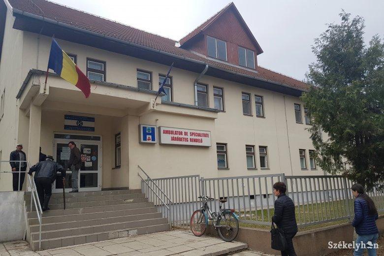 Kétmillió eurós fejlesztés a gyergyószentmiklósi járóbeteg-rendelőben