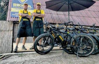 Nem sport, inkább kikapcsolódás: fáradtság nélkül a Gyilkos-tó körül