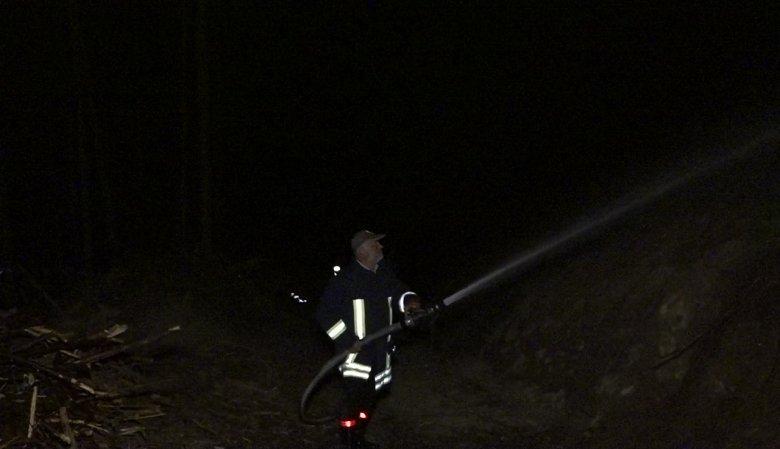Egyesített erővel küzdöttek Gyergyószék tűzoltói a lángokkal