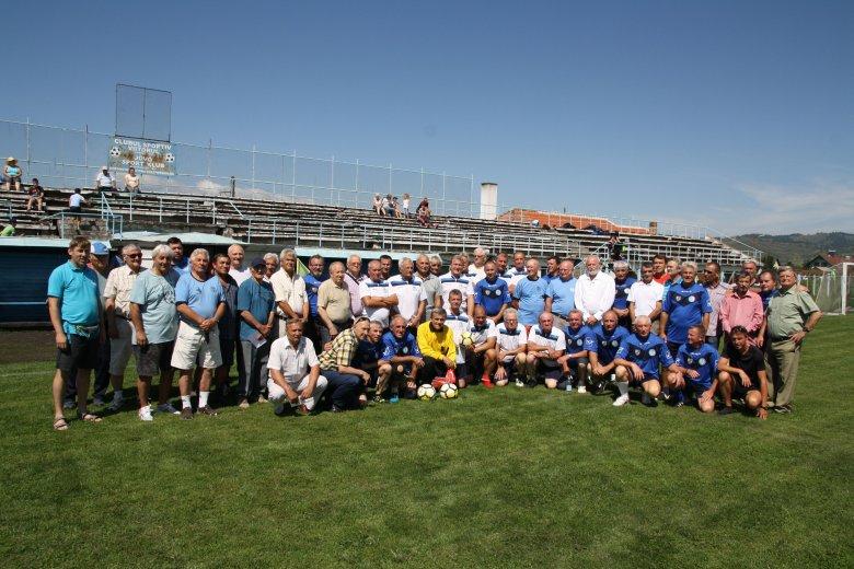 A labdarúgást ünnepelték Gyergyóban