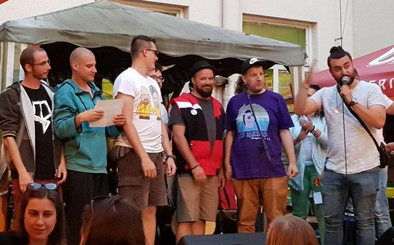 A Szuverén Krú nyerte az utcazene fesztivált