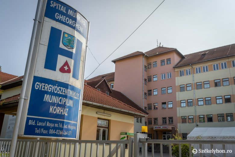 Új vezetői vannak a gyergyószentmiklósi kórháznak – ideiglenes kinevezéssel