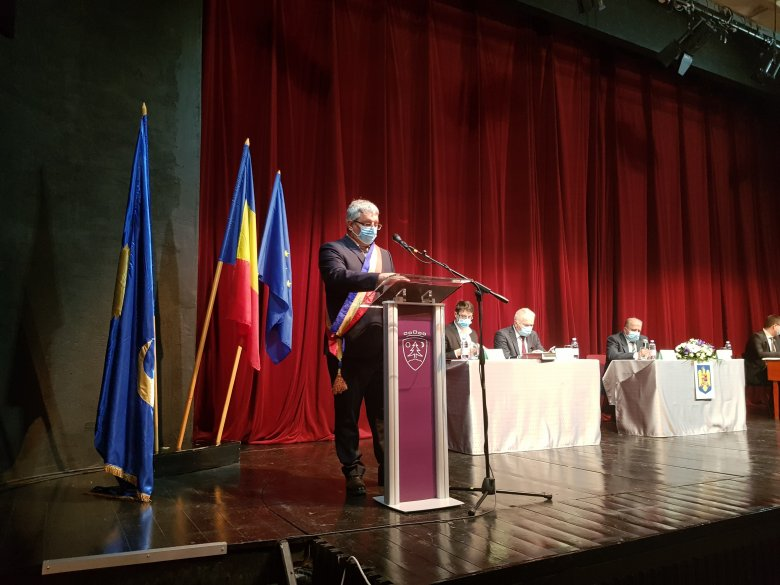 Új polgármestere van Gyergyószentmiklósnak