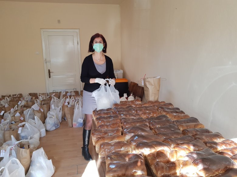Tartós élelmiszert gyűjtenek a rászorulók megsegítésére