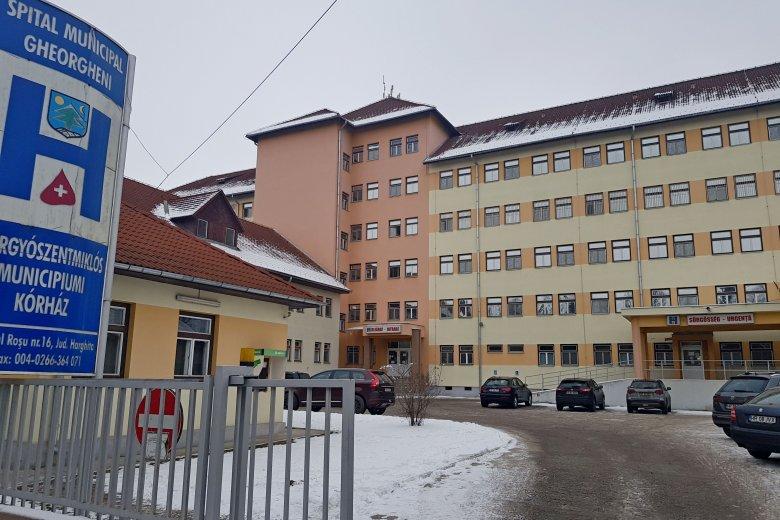 Korszerű orvosi felszereléseket kapott a gyergyószentmiklósi kórház