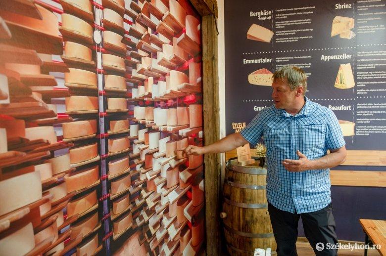 Gépköröktől a sajtkészítő látványműhelyig – számos képzési formával várja a gazdákat a gyergyószentmiklósi Agrocaritas