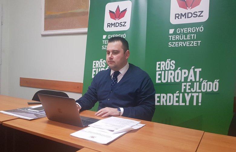 Barti Tihamér elárulta, hogy indul-e polgármesternek Gyergyószentmiklóson