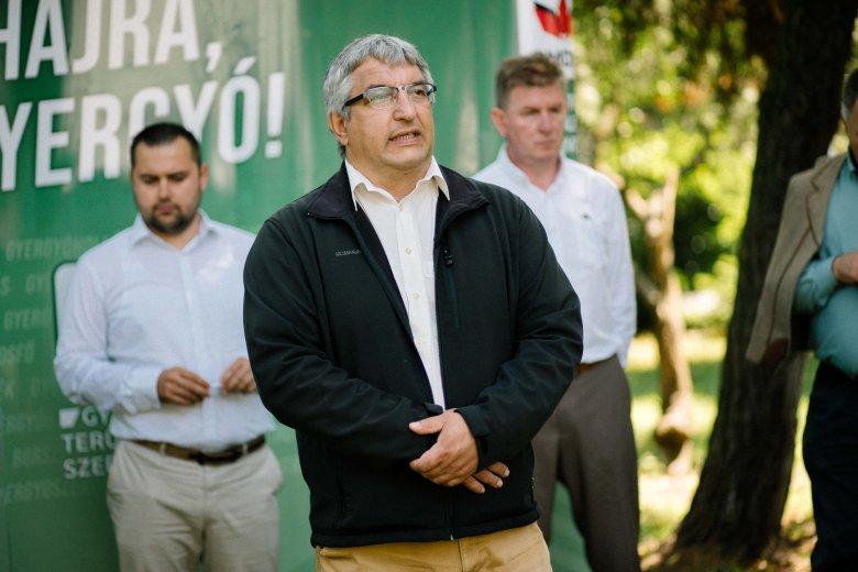 Pozitív lett a koronavírustesztje Gyergyószentmiklós újonnan megválasztott polgármesterének