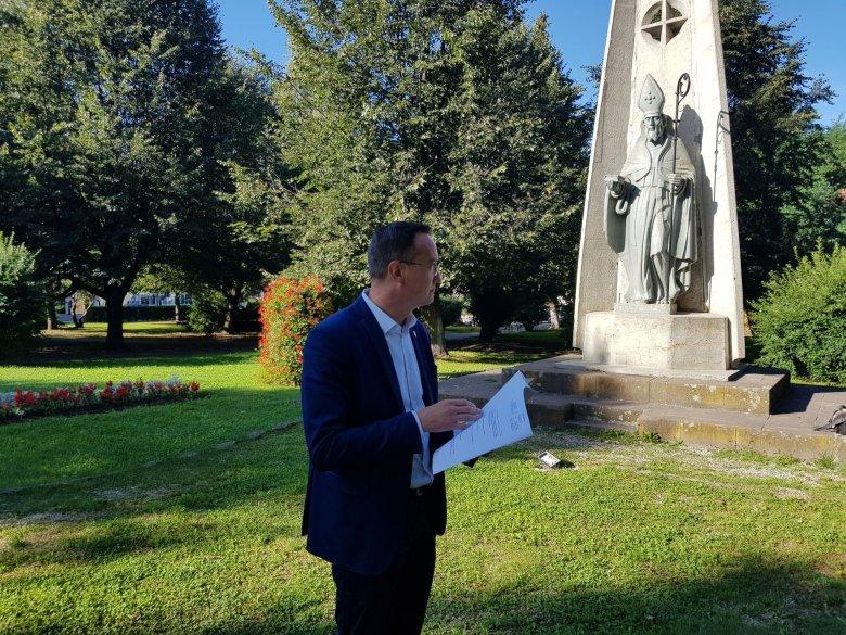 Etikai megállapodás aláírására kéri versenytársait a gyergyószentmiklósi polgármester