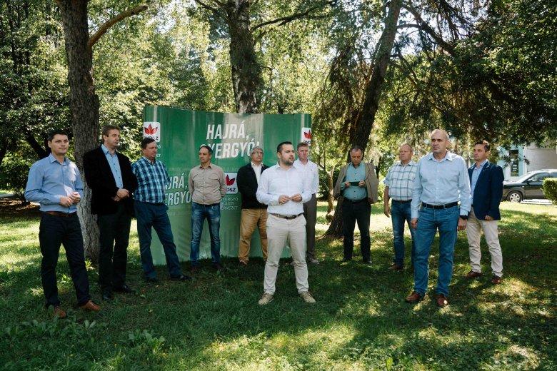 Bemutatkoztak a gyergyószéki RMDSZ-es polgármesterjelöltek