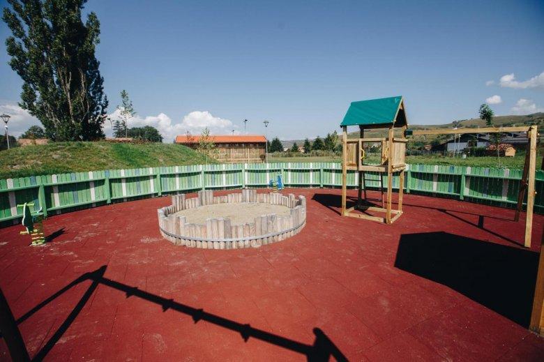 Használatba vehető a gyergyószentmiklósi szabadidőpark