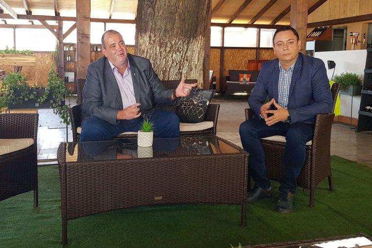 Szabó Zsoltot indítja Gyergyószentmiklós polgármesteri székéért az USR Plus pártszövetség
