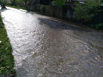 Elsőfokú árvízriasztást adtak ki az ország nyugati részében