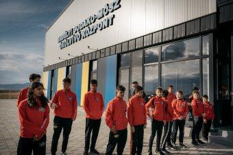 Világszínvonalú otthona lett az erdélyi ökölvívásnak