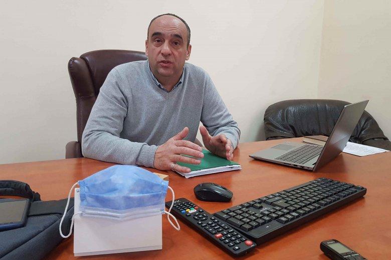 A magyar közösség számára fontos ügyeket képviseli Maroshévíz magyar alpolgármestere
