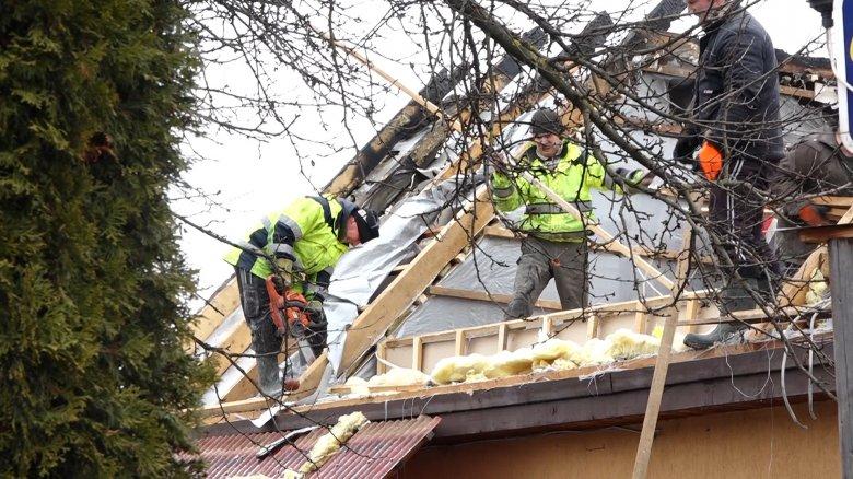 Anyagi és fizikai segítségre van szükség a szárhegyi tűzeset után