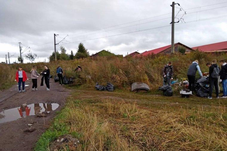 Közel kétezer önkéntes gyűjtötte a szemetet Hargita megyében